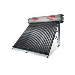Racold Alpha Etc Gravity 250 Lpd Ss Solar Water Heater