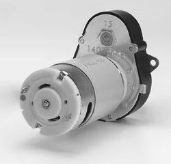 Medium Torque Carbon Brushed DC Geared Motor