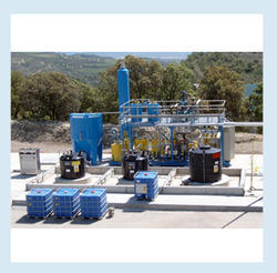 Chemicals-Effluent Treatment Plant