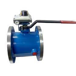 Jacketed Ball Valve - Flange End