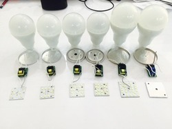 Syska Type LED Raw Material - All Wattages