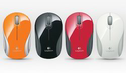 Logitech Wireless Mouse M-187