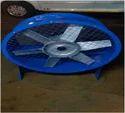 Axial Flow Fan 0.5 Hp, 3 Phase Motor