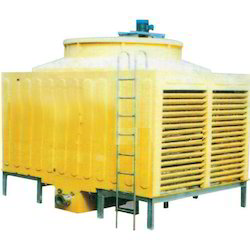 Square Shaped Cooling Tower