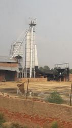 Raw Paddy Dryer