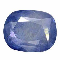 5.67 Carats Blue Sapphire