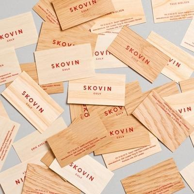 Exclusive business cards wooden business cards service provider wooden business cards reheart Images