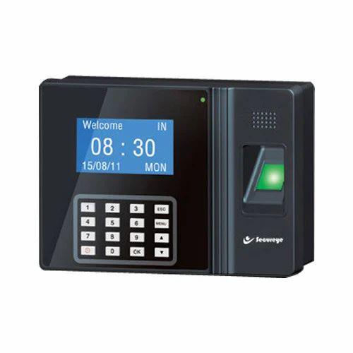 Biometric Time Attendance Cum Access Control System