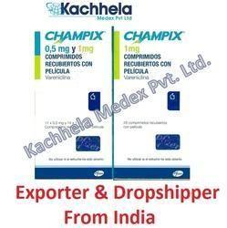 Anti Smoking Drugs - Champix Exporter from Nagpur.