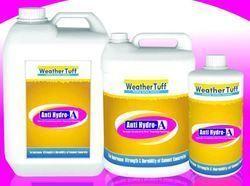strength accelerating water reducing plasticizer