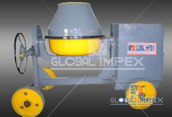 10/7 CFT Four Wheel Concrete Mixer