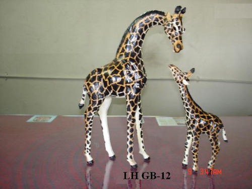 Handicraft Products Handicraft Giraffe Manufacturer From Indore