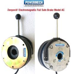 Temporiti Electromagnetic Fail Safe Brake - Type - AC