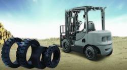 Press-on Tyre