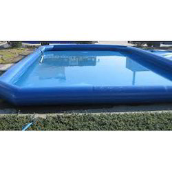 big inflatable pool - Rectangle Inflatable Pool