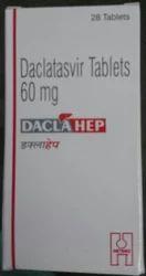 Daclahep Daclatasvir 60 Mg Tab