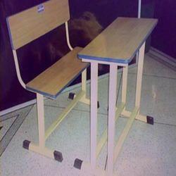 2 seater school bench