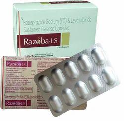 Rabeprazole Sodium and Levosulpride Capsule