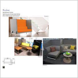 High Workspace Seating Pinnacle 01 /  Pinnacle