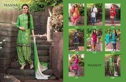 Ruddhi Mannat -12 Pure Cotton Suit