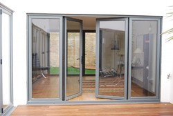 Aluminium Door Section