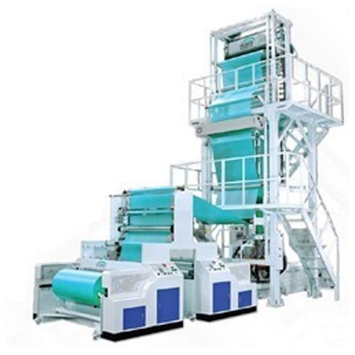 Monolayer Blown Film Extrusion Plant