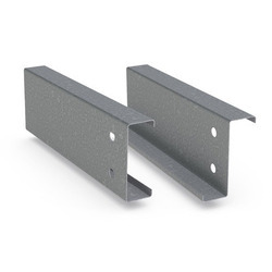 Hot Dip Galvanized Solar Support Structure Section