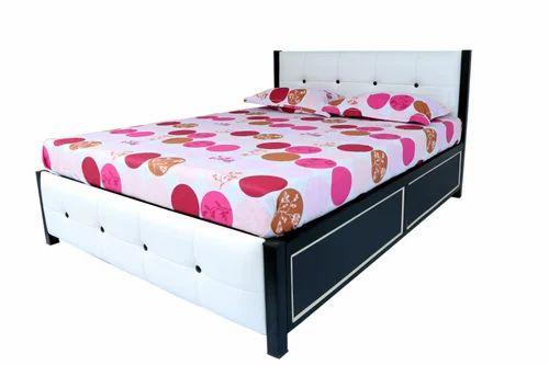 Metal Bed Storage  sc 1 st  IndiaMART & Metal Storage Double Beds - Metal Bed Storage Manufacturer from Mumbai