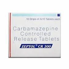 Zeptol CR - 200mg Tablet