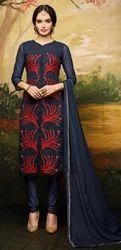 Partywear Georgette Salwar Suit