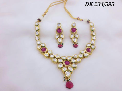 Artificial Kundan Jewellery