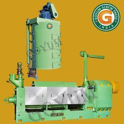 Linseed Oil Extractor Machine