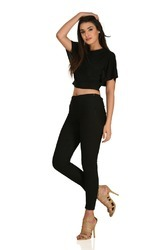 Women Tops and Jeggings