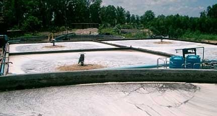 Paper Processing Industrial Effluent Treatment Plant