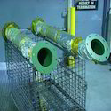 Halar ECTFE Coating on Pipes