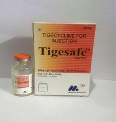 Tigesafe (Tigecycline 50 mg Injection)
