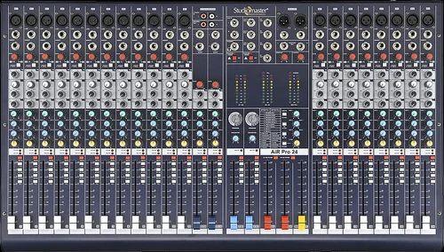 Studiomaster Air Pro 24 Mixer Air Pro 24 Console Mixer