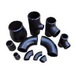 MS Seamless Pipe Fitting