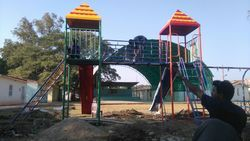 FRP Children Multiplay System 5 in 1
