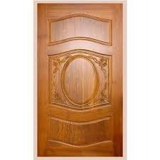 Akshara Teak Wood Door