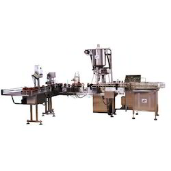 Mixed Vegetable Pickle Filling Machine