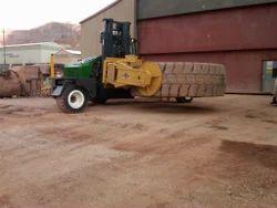 Huge Tyre Handling Forklift