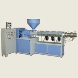PVC Single Screw Extrusion Plant