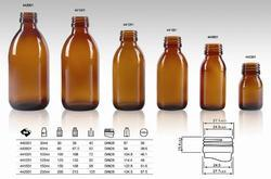 60 ML Syrup Glass Bottles