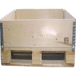 pallet box. pallet boxes box