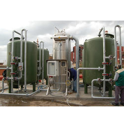 Process Water Treatment Plants