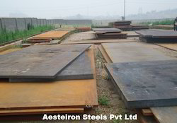 UNE 36080/ AE355D Steel Plates