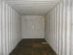 20'GP Cargoworthy Shipping Container