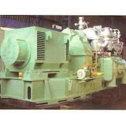 Condensing Steam Turbines