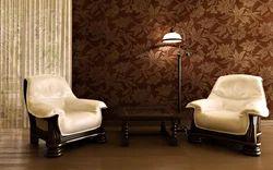living room wallpaper - Royal Home Decor